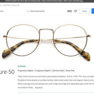 Joseph Marc Eyeglasses